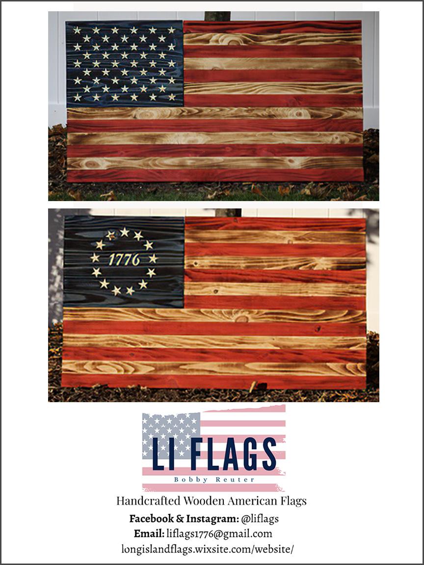 LI Flags